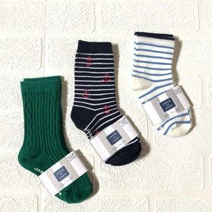 NWT Janie & Jack Set of Socks 🧦
